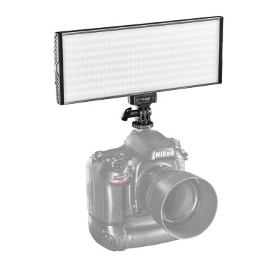 Walimex pro LED Niova 300 Bi Color On Camera LED Leuchte 30 Watt