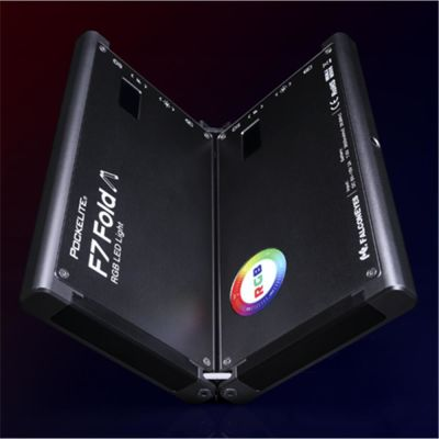 Falcon Eyes RGB LED Lampe PockeLite F7 Fold