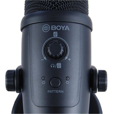 Boya USB Studio Mikrofon BY-PM500