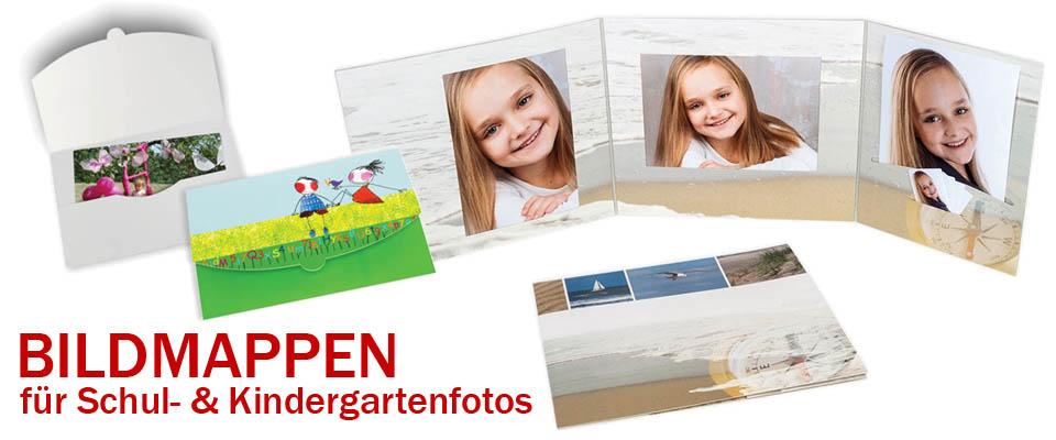 Abgabemappen für Fotos