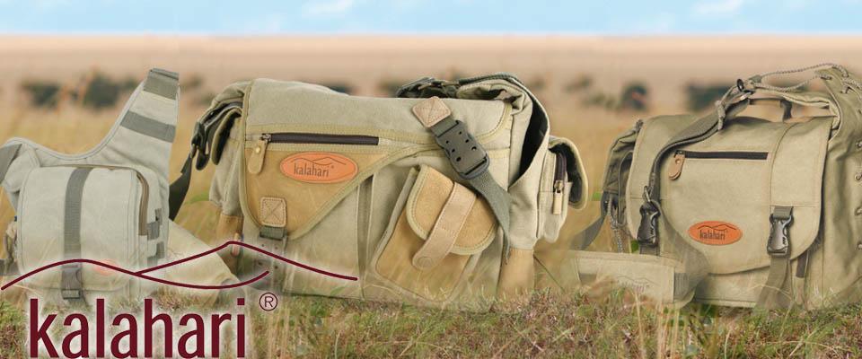 Kalahari Fototaschen Classic